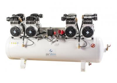 Kolbenkompressoren ölfrei