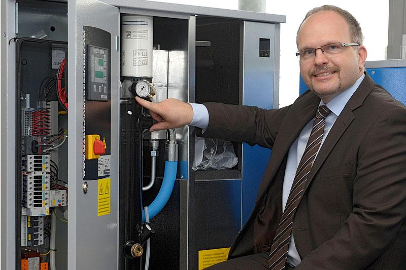 Bekannt Installation, Wartung und Service Kompressoren LC47